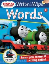 Thomas Write & Wipe: Words