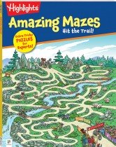 Highlights Amazing Mazes: Hit the Trail