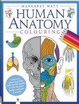 Human Anatomy Colouring Book