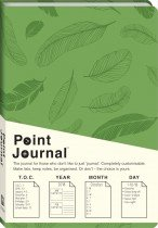 Point Journal (Green)