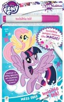 Inkredibles My Little Pony Invisible Ink