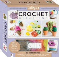 Craftmaker Crochet Creations Deluxe Box Set