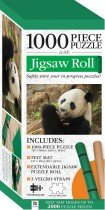 Jigsaw Roll with 1000-Piece Puzzle: Panda