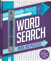 Puzzles to Go Series 1: Word Search