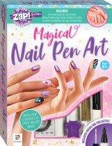 Zap! Extra: Magical Nail Art