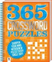 365 Puzzles: Crosswords