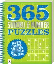 365 Puzzles: Sudoku