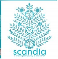 Scandia: A Colouring Book Journey