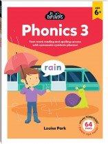 Junior Explorers: Phonics 3