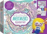 Kaleidoscope Colouring: Mermaid Squishy Kit