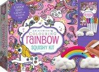 Kaleidoscope Colouring: Rainbow Squishy Kit