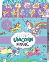 Kaleidoscope Colouring: Unicorn Magic 10-Pencil Set