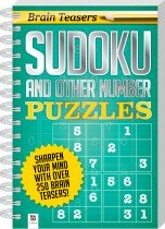Brain Teasers S3: Sudoku and other Number Puzzles (2020 ed)