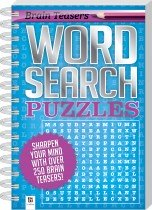 Brain Teasers S3: Word Search Puzzles (2020 ed)