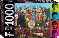 The Beatles Jigsaw: Sgt. Pepper's Lonely Hearts Club Band