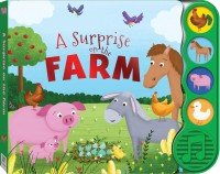 First Steps A Surprise on the Farm Sound Book