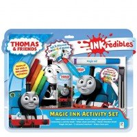 Inkredibles Thomas Large Magic Ink Activity Set
